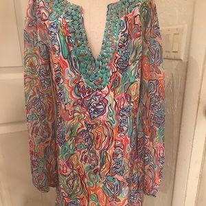 Lilly Pulitzer Tunic Dress